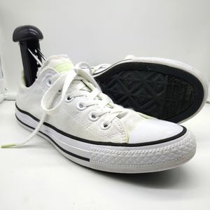 Converse White  All Star's Padded Tongue